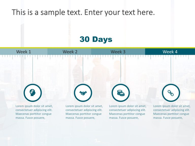 30 60 90 day plan template 9