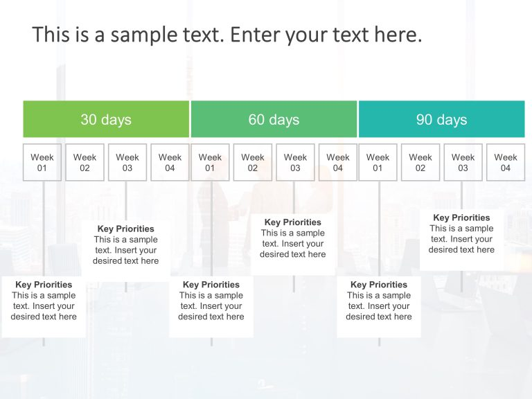 30 60 90 day plan template 11