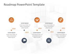 Business Roadmap PowerPoint Template 17
