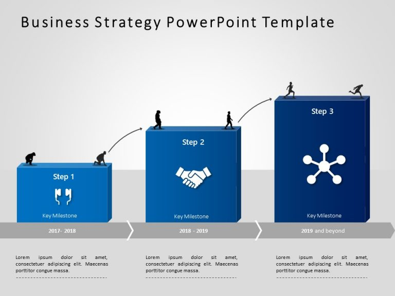 Business Strategy PowerPoint Template 6
