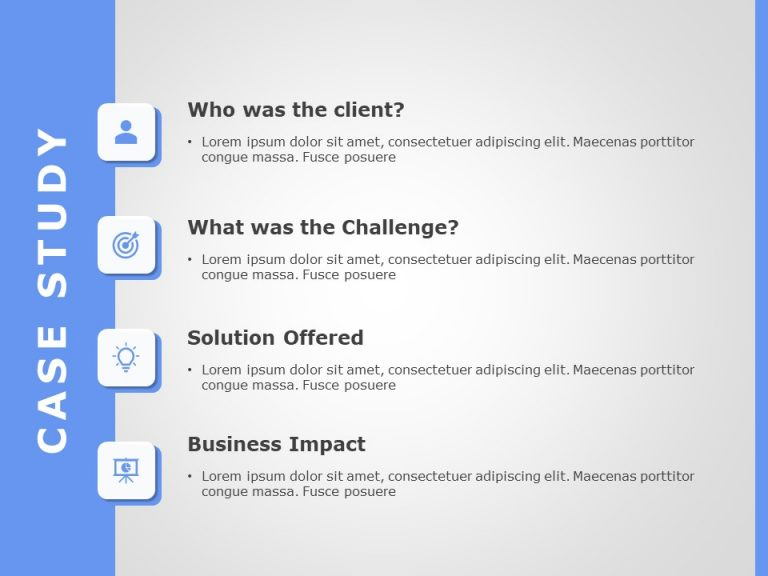 Case Study PowerPoint Template 11