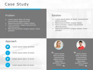 Case Study PowerPoint Template 16