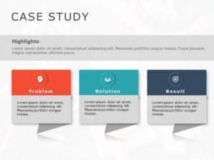Case Study PowerPoint Template 18