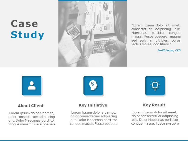 Case Study PowerPoint Template 21