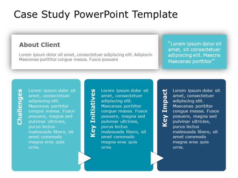 Case Study PowerPoint Template 23