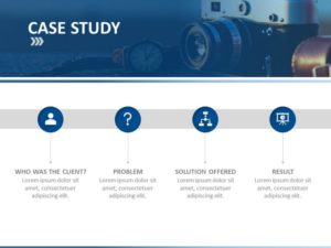 Case Study PowerPoint Template 8