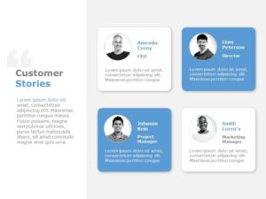 Client Testimonials Powerpoint Template 4