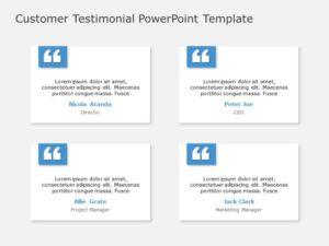 Client Testimonials Powerpoint Template 8