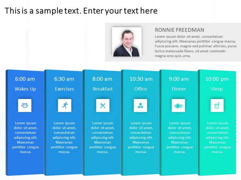 Customer Journey PowerPoint Template 10