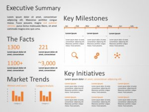 Executive Summary PowerPoint Template 24