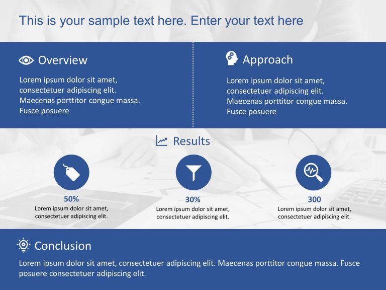 Free Marketing Case Study Template