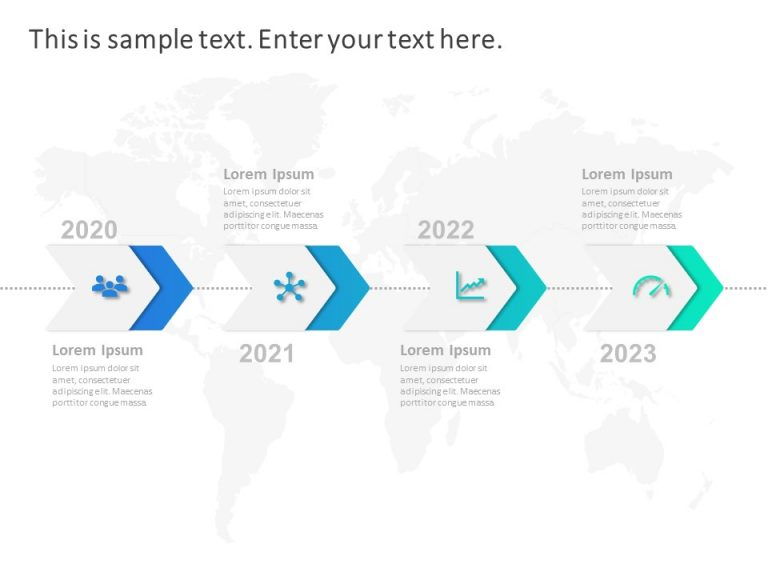 Timeline PowerPoint Template 13