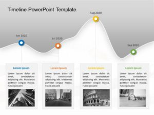 Timeline PowerPoint Template 28
