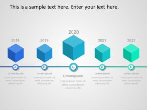 Timeline PowerPoint Template 79