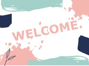 Welcome Slide 12-2