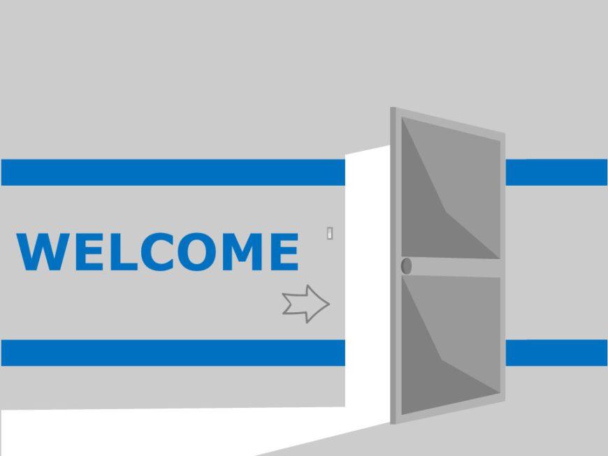 Welcome Slide 16