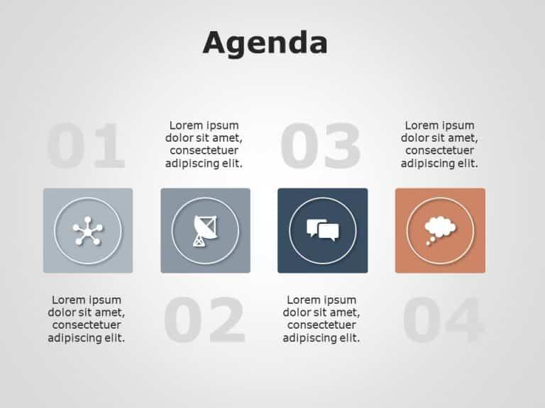 Agenda PowerPoint Template 21
