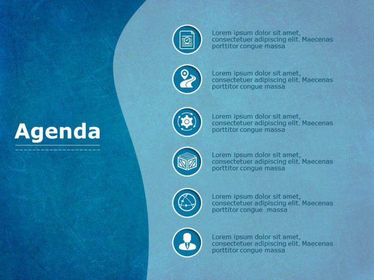 Agenda Slide 07
