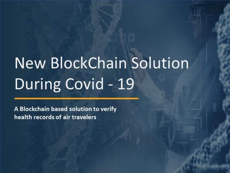BlockChain Pitch Deck Presentation
