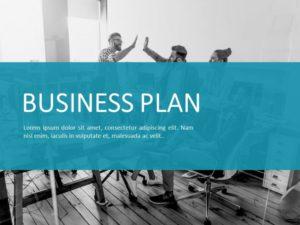 Business Plan Deck