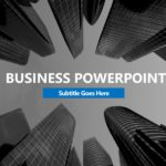 Business PowerPoint Background