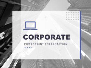 Corporate Presentation PowerPoint Theme