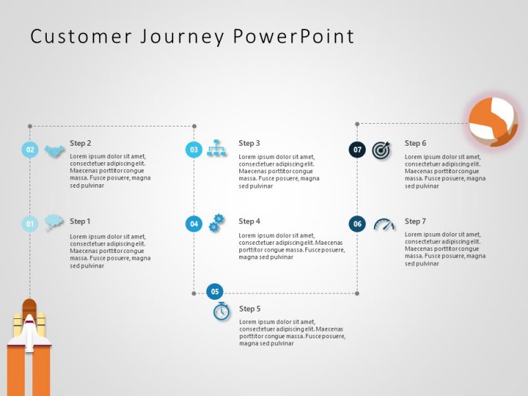 Customer Journey PowerPoint Template 20