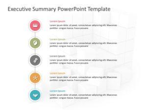 Executive Summary PowerPoint Template 32