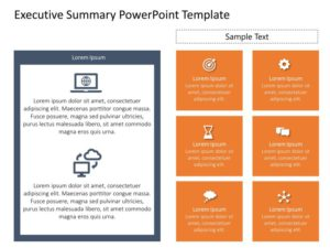 Executive Summary PowerPoint Template 41