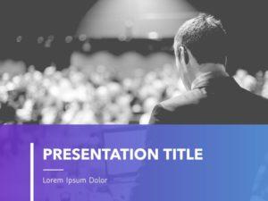 Gradient Corporate PowerPoint Theme
