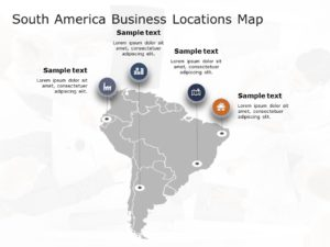 South America PowerPoint Template 4