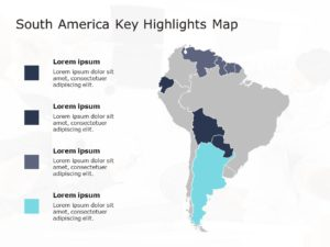 South America PowerPoint Template 3