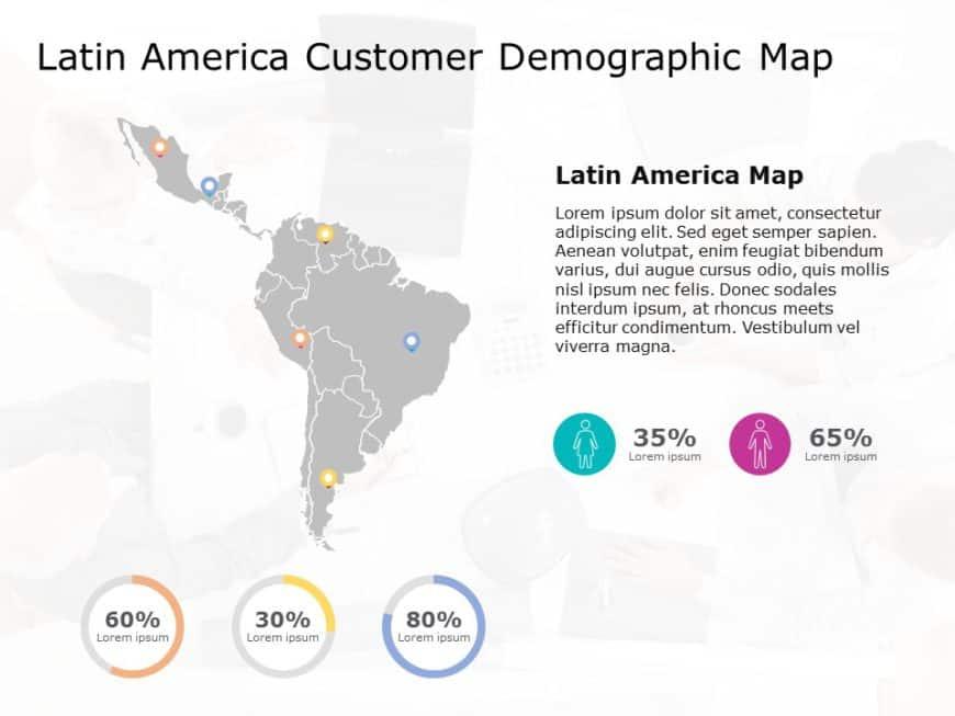 Latin America Powerpoint Template 6