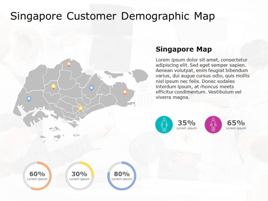 Singapore Powerpoint Template 6