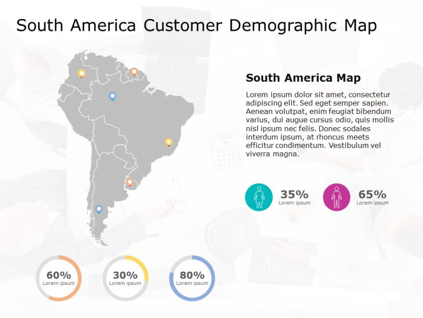 South America PowerPoint Template 6
