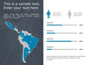 Latin America Powerpoint Template 3