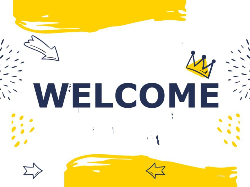 Welcome Slide 13