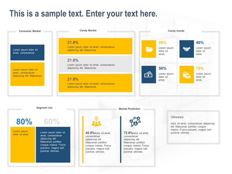 Market Analysis Infographic PowerPoint