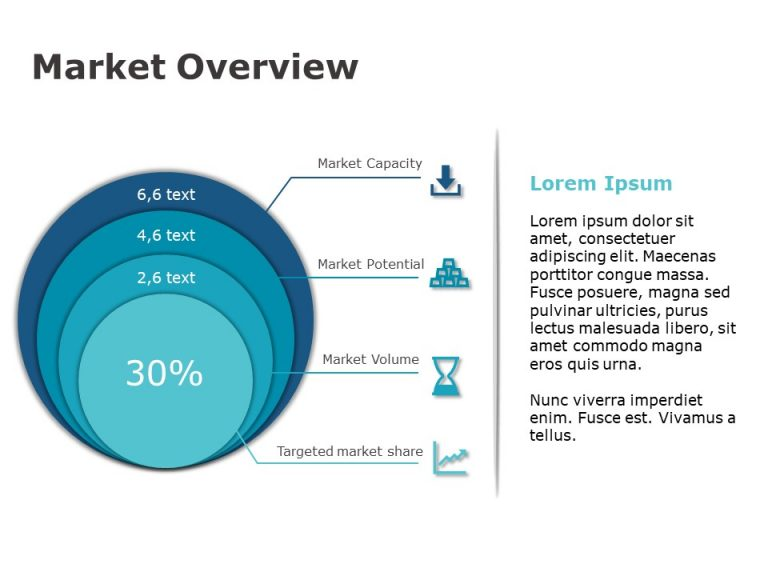 Market Overview PowerPoint Template 3