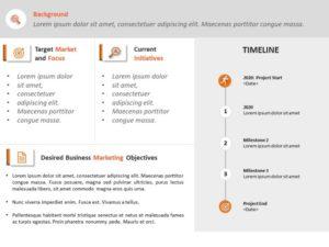 Marketing Plan Executive Summary PPT