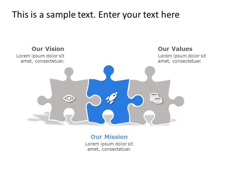 Mission Vision PowerPoint Template 12