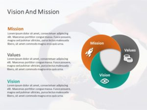 Mission Vision PowerPoint Template 2