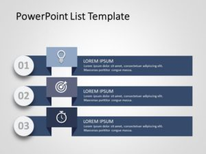 PowerPoint List Template 2