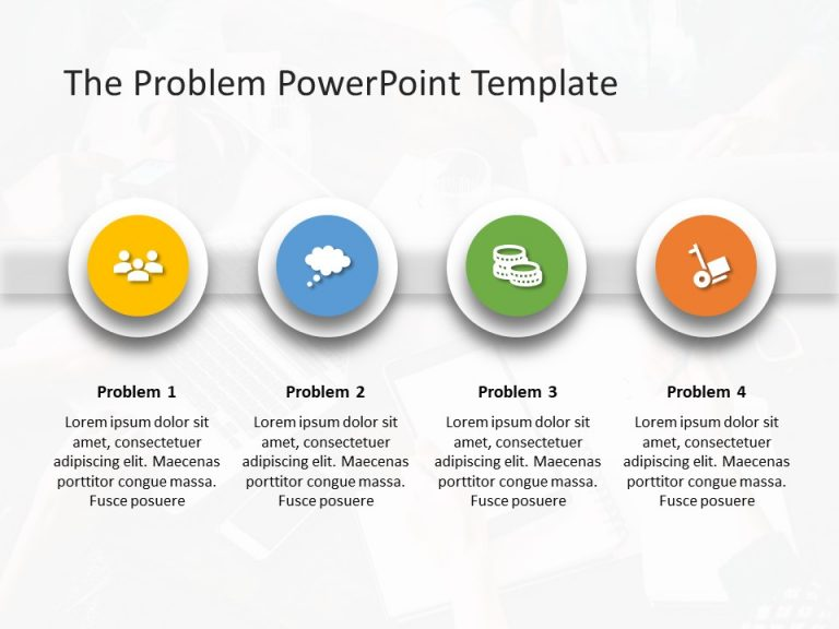 Problem Statement PowerPoint Template 9