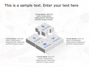 Puzzle PowerPoint Diagram 3