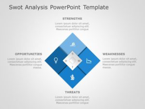 SWOT Analysis PowerPoint Template 16