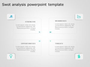 SWOT Analysis PowerPoint Template 18