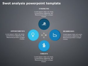 SWOT Analysis PowerPoint Template 23