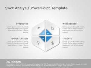 SWOT Analysis PowerPoint Template 29