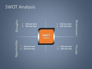 SWOT Analysis PowerPoint Template 30